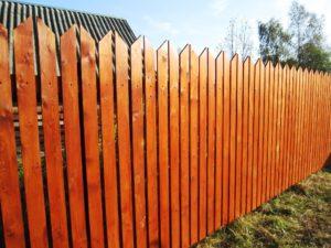 деревянный забор (2)