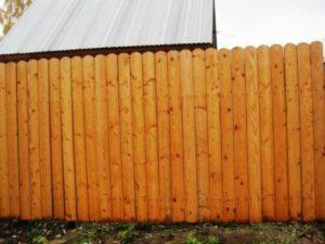 деревянный забор (4)