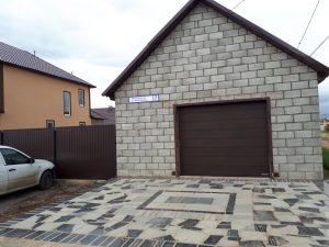 Подъемные ворота для гаража в Туле